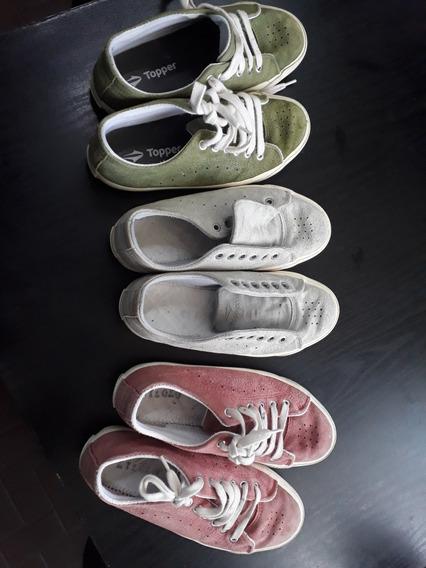 Zapatillas Topper Originales N°37/38 Excelente Estado!!!