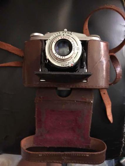 Camera Fotografica Ansco Speedex 45 Special Antiga Alemã