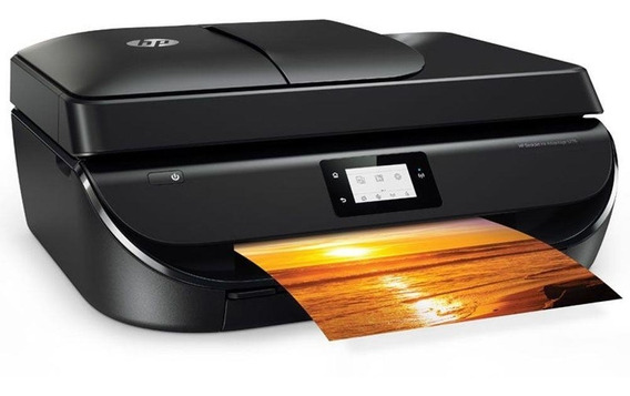 Multifuncional Hp Deskjet Ink Advantage 5276 - Preta