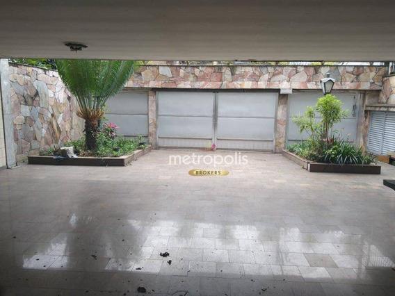 Sobrado Com 3 Dormitórios À Venda, 372 M² Por R$ 1.500.000 - Cerâmica - São Caetano Do Sul/sp - So0826