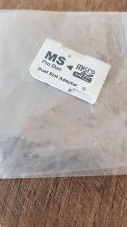 Adaptador Microsd A Ms Pro Duo