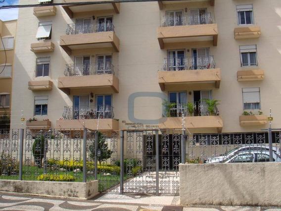 Apartamento Residencial Para Locação, Jardim Chapadão, Campinas. - Ap0315