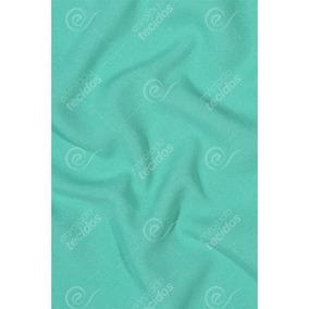 Tecido Oxford Azul Tiffany Vestuário Ou Decoração 1m X 1,5m
