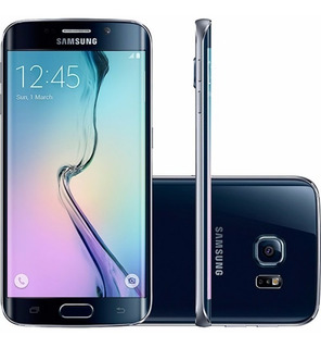 Samsung Galaxy S6 Edge 32gb G925i Original - De Vitrine