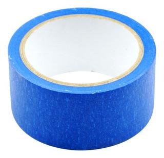 Rollo De Cinta Azul 48mm Adherencia Base Cama Impresora 3d