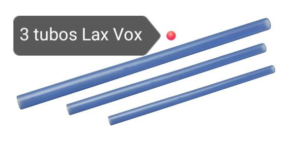 Tubo De Ressonância Lax Vox Original