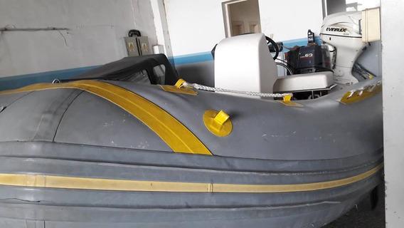 Flexboat Sr15 Standart Yamaha 60hp Ótimo Estado!!!!