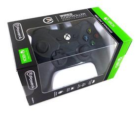 Controle Pc E Xbox One Com Fio Licenciado Microsoft Lacrado