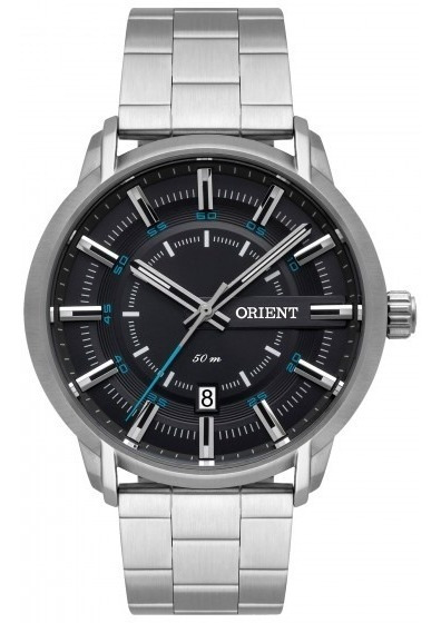 Relógio Orient Mbss1347 G1sx Masc Sport Prata - Refinado