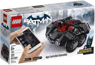 Lego Superheroes Dc 76112 Batmóvil Controlado Por App
