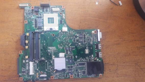 Placa Mãe Do Notebook Qbex Ms1436a Sucata Retirada De Peças