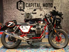 Capital Moto México Guzzi Racer 7