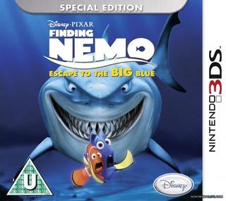 Juego Nintendo 3ds Buscando A Nemo - Original Fisico