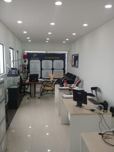 Sala Comercial No Bairro Alves Dias Em Sao Bernardo Do Campo - L-29474