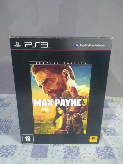 Max Payne 3 Special Editon