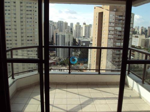 Apartamento À Venda, 101 M² Por R$ 595.000,00 - Morumbi - São Paulo/sp - Ap7833