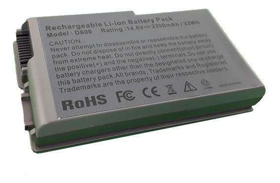 Bateria P/ Dell Latitude D500 D510 D520 D530 D600 D610 500m