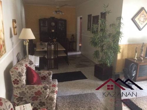 Imagem 1 de 12 de Apartamento De 3 Dormitórios Em Santos - 435