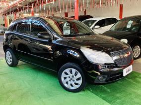 Chevrolet Agile Lt 1.4 Mpfi 8v Econo.flex Mec. 2011