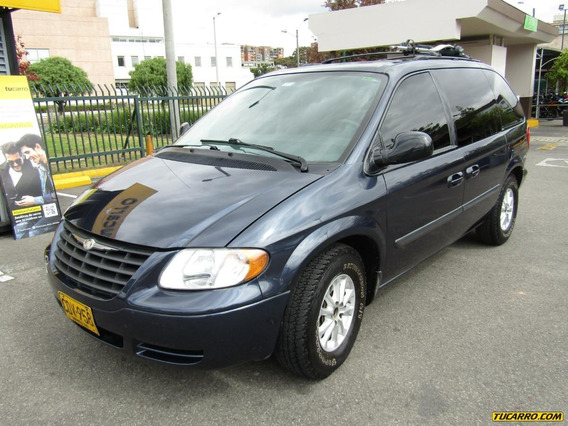 Chrysler Town & Country Swb At 3300cc Aa 4x2 7psj