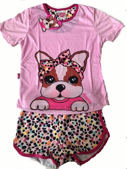 Pijama Original Simones Sofia Animal Print