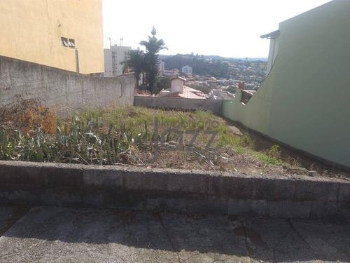 Imagem 1 de 3 de Lindo Terreno À Venda Em Bairro Nobre Da Cidade, 420 M² Por R$ 175.000 - Nova Itatiba - Itatiba/sp - Te1468
