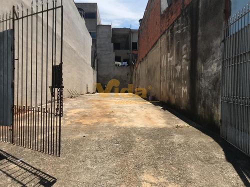 Terreno A Venda  Em Parque Santa Teresa  -  Carapicuíba - 44793