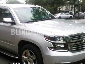 Blindada 2015 Chevrolet Suburban Paquete D Ltz 4x4 Blindados