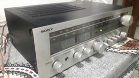 Receiver Sony Str12bs Com 1 Canal Parado