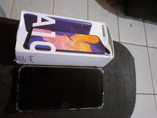 Samsung A10 Zerado
