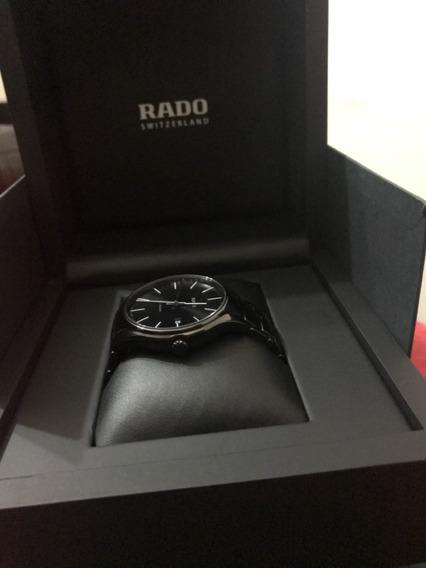 Reloj Rado De Ceramica Negro