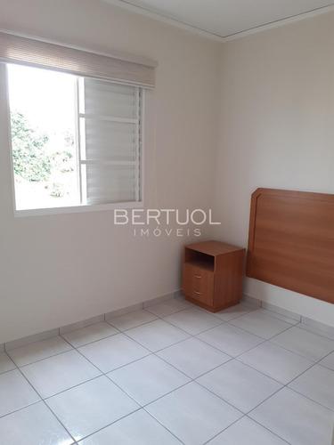 Apartamento Para Aluguel, 2 Quartos, 1 Vaga, Jardim Santa Cecília - Valinhos/sp - 7401