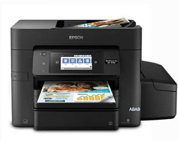 Impresora Epson Multifuncional 3720 Nueva Serie Ecotank