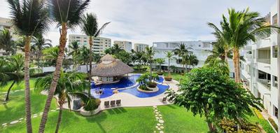 Depto. En Exclusivo Residencial + Club De Playa, ¡amueblado!