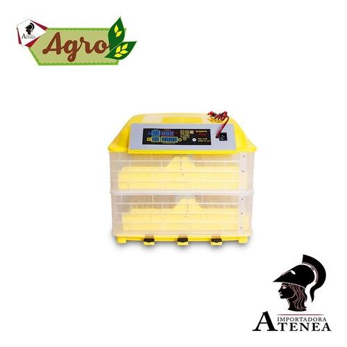 Incubadora De 112 Huevos Para Pollos Automatica Nacedora