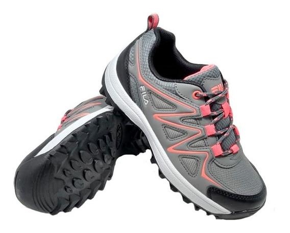 Zapatillas Fila Mujer Zermat Trekking 813343 Eezap
