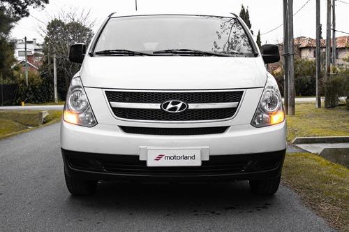 Imagen 1 de 14 de Hyundai H-1 Furgon 2.4 2015  - Motorland Permuto / Financio