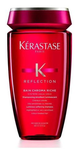 Shampoo Bain Chromatique Riche X250ml K - mL a $460