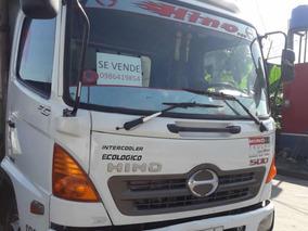 Vendo Camión Hino Fc Año 2011