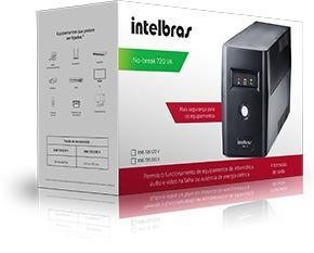 Nobreak 720 Va Xnb 720 220v Intelbras