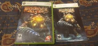 Bioshock 2 Juego Xbox 360 Xbox One