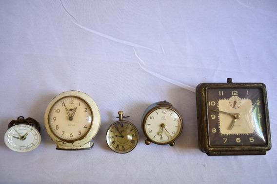 Antiguo Vintage Lote De Relojes