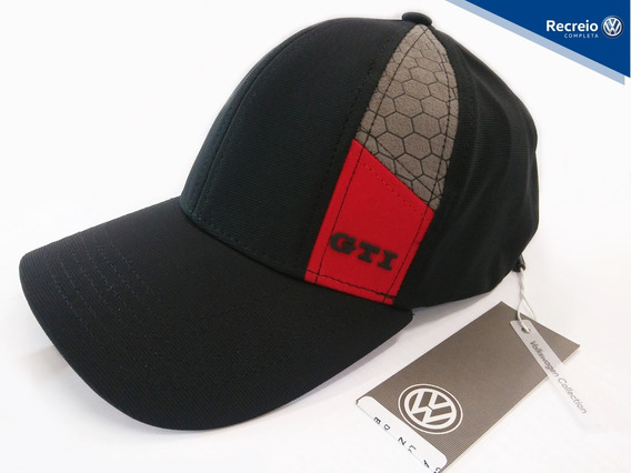 Boné Unissex Original Volkswagen Charger Gti Apr057004md