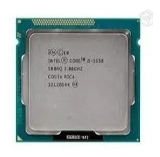 Core I5 3330 Lga 1155 3.0 Ghz 6mb Cache