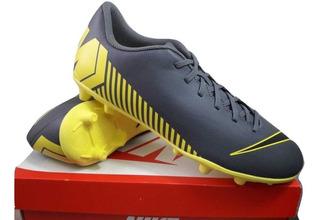 Chuteira Nike Vapor 12 Club Fg Mg - Campo