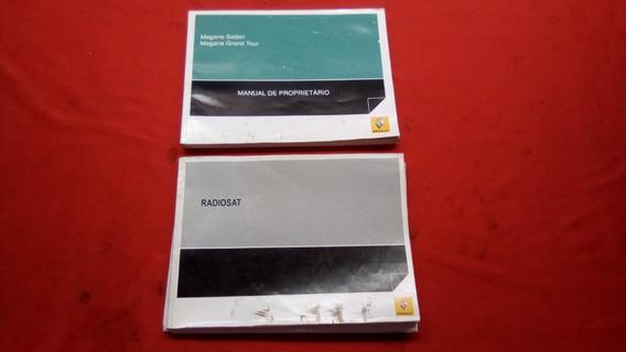 Manual Do Proprietário Renault Megane 2011