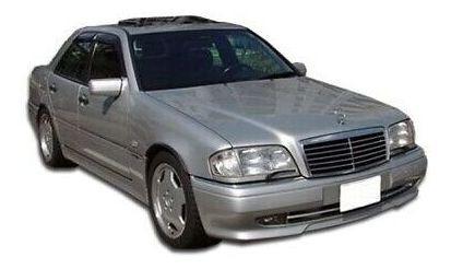 """Llavero /""""w202/"""" para mercedes c 200 230 c36 43 55 AMG-acero inoxidable"""