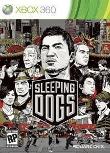 Sleeping Dogs Xbox 360 Mídia Digital