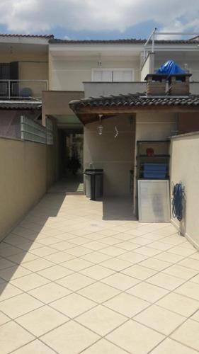 Imagem 1 de 21 de Sobrado Com 03 Dormitórios E 167 M² A Venda Na Parada Inglesa, São Paulo | Sp. - Sb503193v