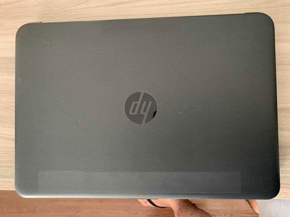 Notebook Hp 240 G4 - I3 - 8gb Ram - 500gb Usado S/fonte